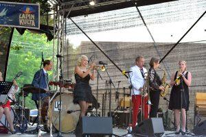 Baltic Jazz @ Dalsbruk - Taalintehdas