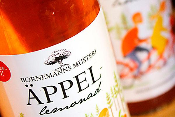 Ciderprovning hos Bornemanns